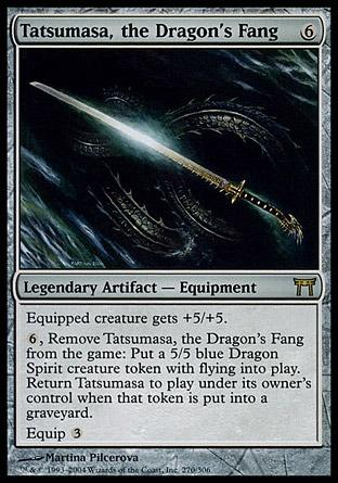 Tatsumasa, a Presa do Dragão / Tatsumasa, the Dragon's Fang