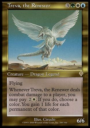 Treva, a Renovadora / Treva, the Renewer