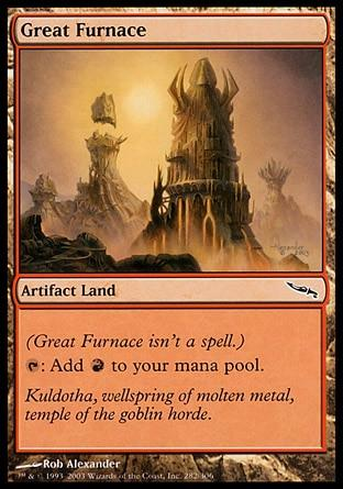 Grande Fornalha / Great Furnace