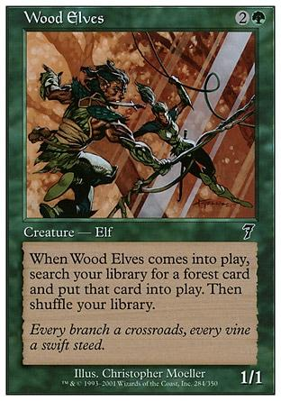 Elfos da Floresta / Wood Elves