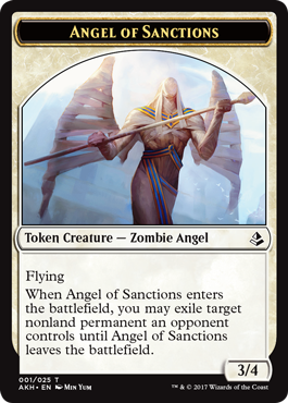 Angel of Sanctions (#1)