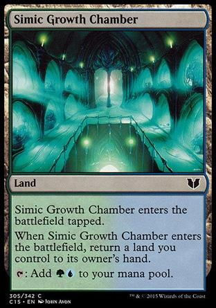 Câmara de Crescimento Simic / Simic Growth Chamber