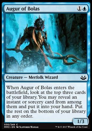 Áugure de Nicol Bolas / Augur of Bolas