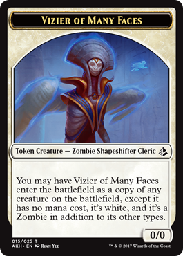 Vizier of Many Faces (#15)