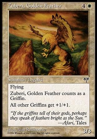Zuberi, Plumagem Dourada / Zuberi, Golden Feather