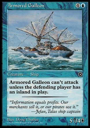 [missing] / Armored Galleon