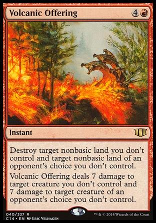 Volcanic Offering