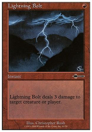 Raio / Lightning Bolt