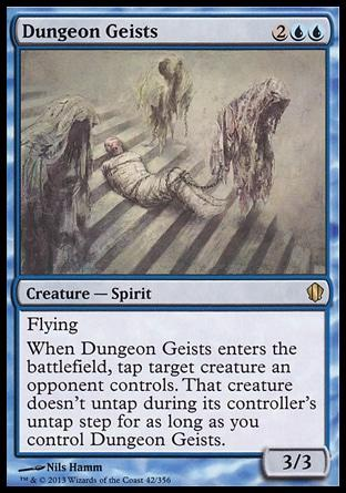 Geists da Masmorra / Dungeon Geists