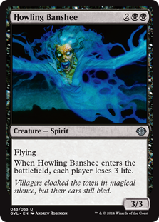 Banshee Clamante
