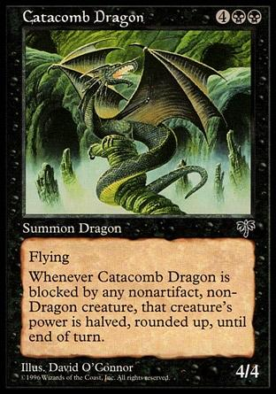 Dragão da Catacumba / Catacomb Dragon