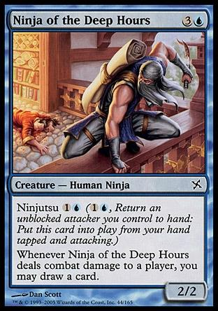 Ninja das Horas Tardias / Ninja of the Deep Hours