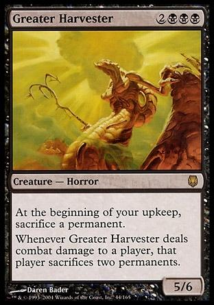 Ceifador Mor / Greater Harvester