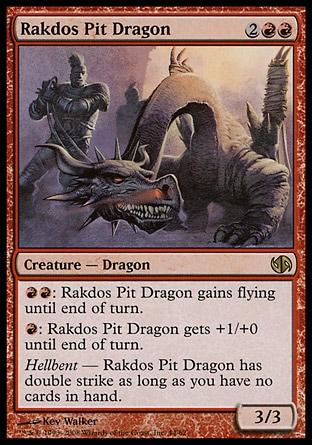 Dragão do Antro de Rakdos / Rakdos Pit Dragon