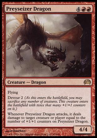 Preyseizer Dragon