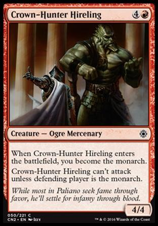 Crown-Hunter Hireling