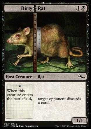 Dirty Rat