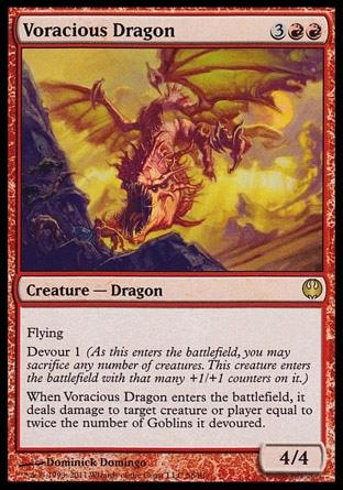 Dragão Voraz / Voracious Dragon