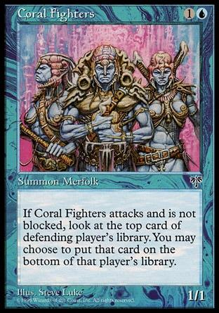 Combatentes do Coral / Coral Fighters