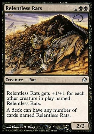 Ratos Implacáveis / Relentless Rats