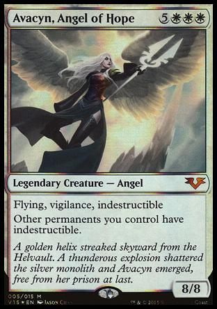 Avacyn, Anjo da Esperança / Avacyn, Angel of Hope