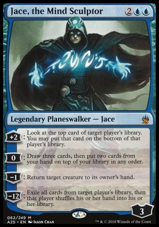 Jace, o Escultor de Mentes / Jace, the Mind Sculptor