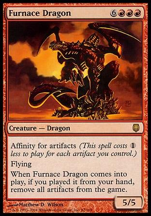Dragão da Fornalha / Furnace Dragon