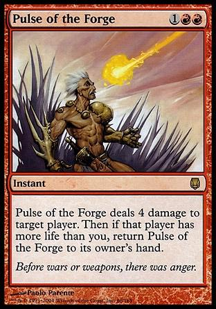 Pulso da Forja / Pulse of the Forge