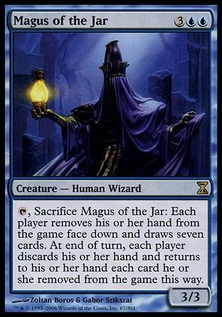 Mago do Jarro / Magus of the Jar