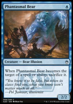 Urso Fantasmal / Phantasmal Bear