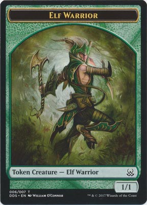 Elf Warrior 1/1