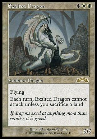 Dragão Exaltado / Exalted Dragon
