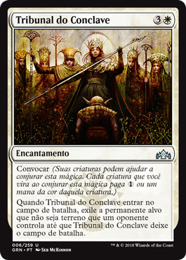 Tribunal do Conclave / Conclave Tribunal