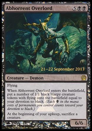 Soberano Abominável / Abhorrent Overlord