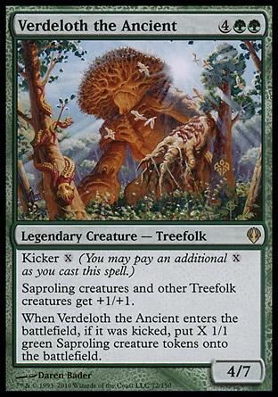 Verdeloth, o Antigo / Verdeloth the Ancient