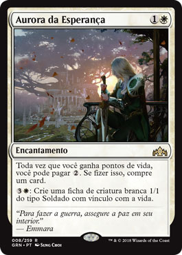Aurora da Esperança / Dawn of Hope
