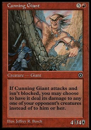 [missing] / Cunning Giant