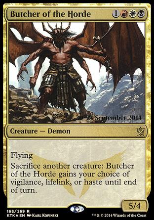 Açougueiro da Horda / Butcher of the Horde