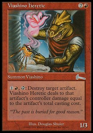 Herege Viashino / Viashino Heretic