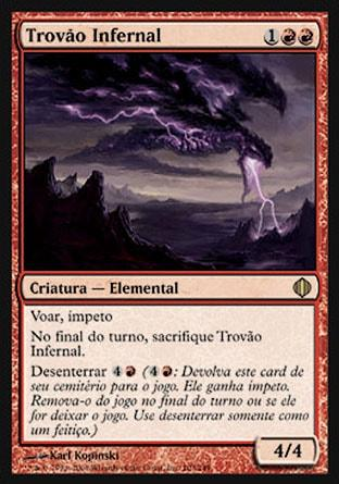 Trovão Infernal / Hell's Thunder