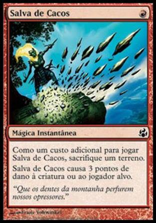 Salva de Cacos / Shard Volley