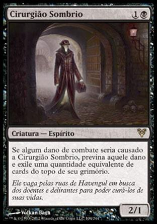 Cirurgião Sombrio / Gloom Surgeon
