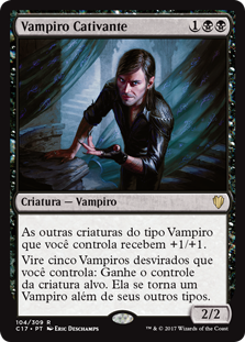Vampiro Cativante / Captivating Vampire