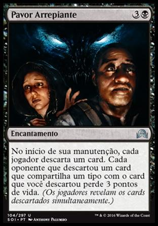 Pavor Arrepiante / Creeping Dread
