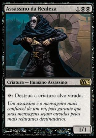 Assassino da Realeza / Royal Assassin