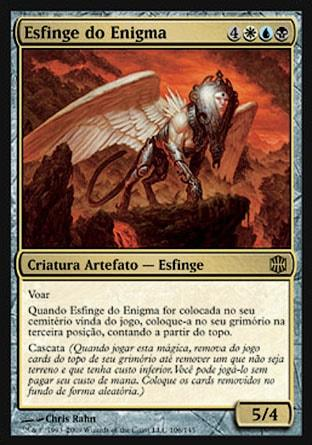 Esfinge do Enigma / Enigma Sphinx