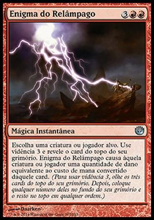 Enigma do Relâmpago / Riddle of Lightning