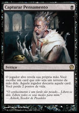 Capturar Pensamento / Thoughtseize