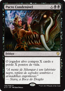 Pacto Condenável / Damnable Pact