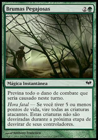 Brumas Pegajosas / Clinging Mists